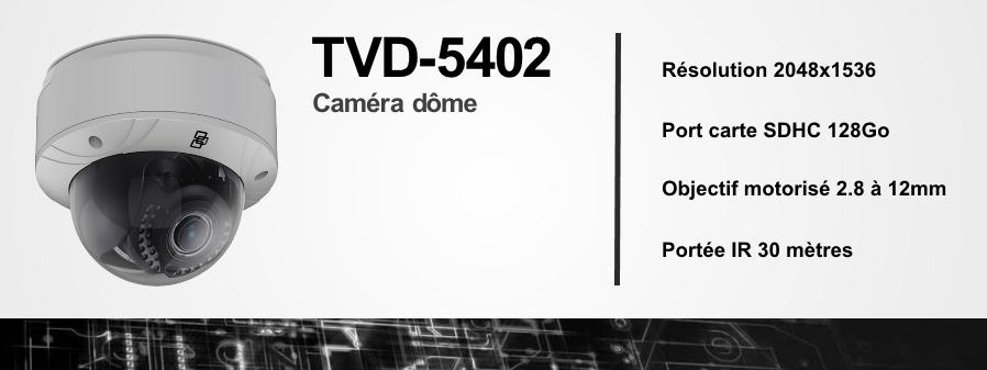 Caméra TVD-5402 (LoC)