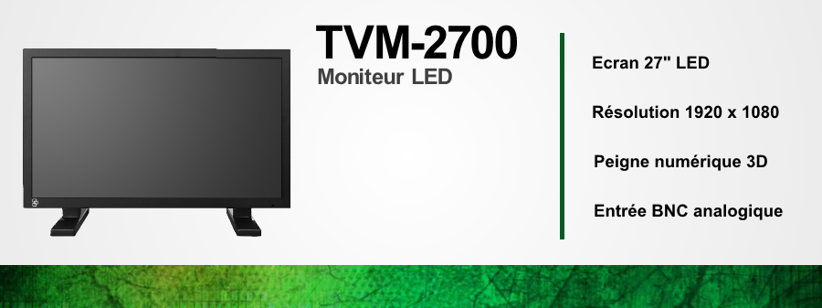 Moniteur TVM-2700 (LoC)